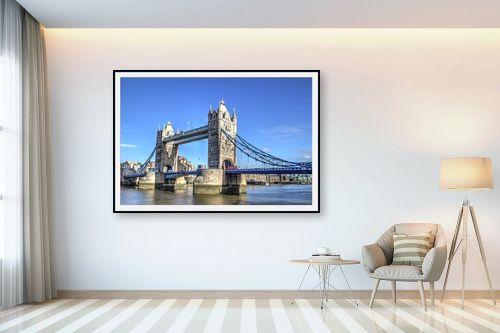 תמונה לבית - מתן הירש - Tower Bridge - מק''ט: 313258
