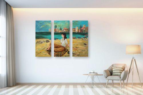 תמונה לבית - דיאנה אורן - חוף הים - מק''ט: 315914