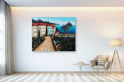 תמונה לבית - מזל בוכריס - עיירה באיטליה - מק''ט: 316369