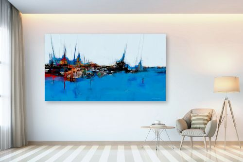 תמונה לבית - גורדון - סירות - מק''ט: 318383