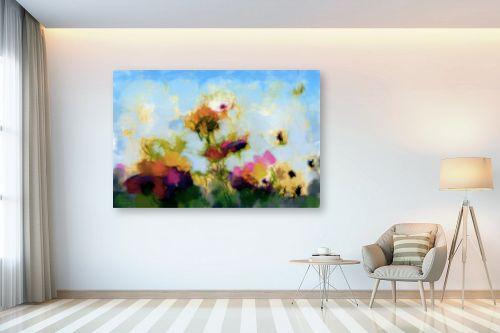 תמונה לבית - גורדון - פרחים מהאגדות - מק''ט: 318433