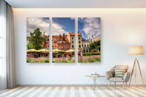 תמונה לבית - איזבלה אלקבץ - כיכר ציורי - מק''ט: 318994