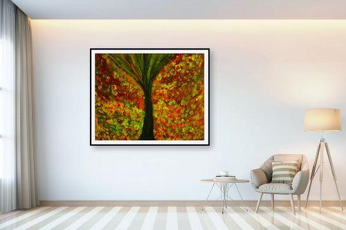 תמונה לבית - אסתר חן-ברזילי - עמק הפרחים - מק''ט: 319090