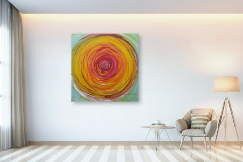 תמונה לבית - ורד אופיר - יקום בצבע - מק''ט: 319658