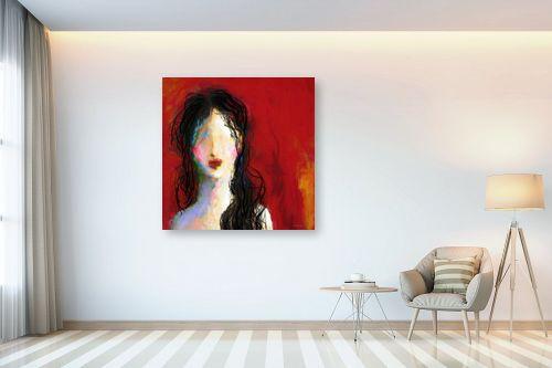תמונה לבית - גורדון - ילדה יפה נורא - מק''ט: 321816