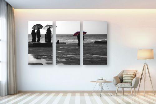 תמונה לבית - גורדון - מטריה אדומה - מק''ט: 328308