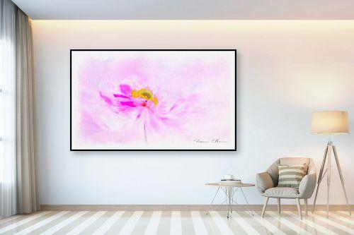 תמונה לבית - נעמי עיצובים - פרח ברוח - מק''ט: 329540