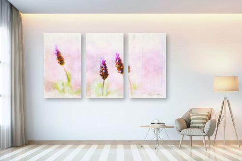 תמונה לבית - נעמי עיצובים - זוג פרחים - מק''ט: 329598
