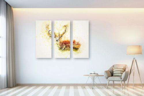 תמונה לבית - Artpicked - אייל בצבעי מים - מק''ט: 329677