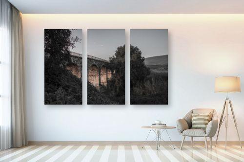 תמונה לבית - אלעד דרור - גשר עתיק - מק''ט: 329863