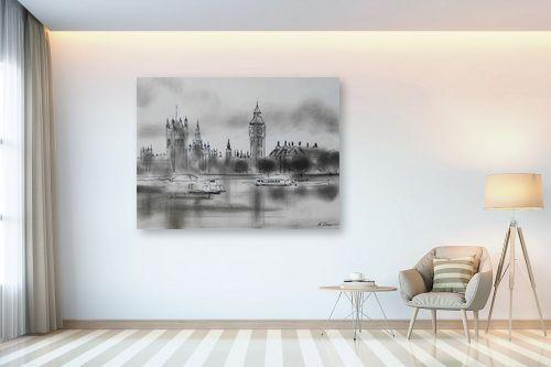 תמונה לבית - נטליה ברברניק - לונדון - מק''ט: 330480