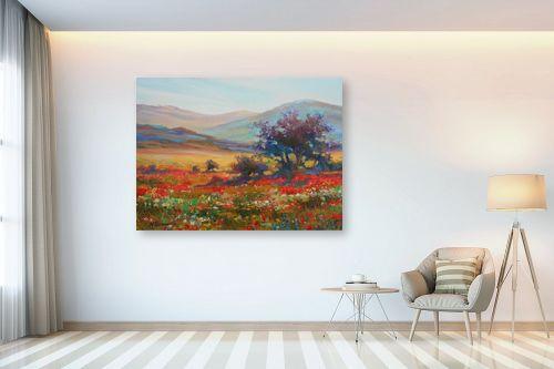 תמונה לבית - נטליה ברברניק - עולם פורח - מק''ט: 330671