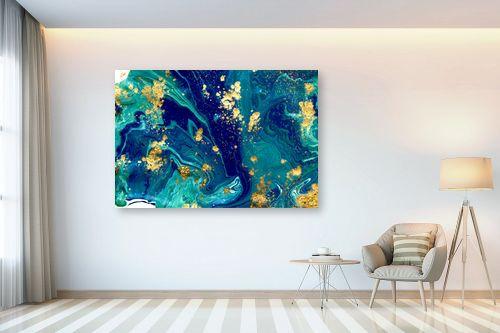 תמונה לבית - Artpicked - Liquid dream - מק''ט: 331021