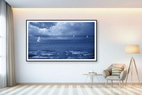 תמונה לבית - אורית גפני - לשוט בעננים - מק''ט: 332693