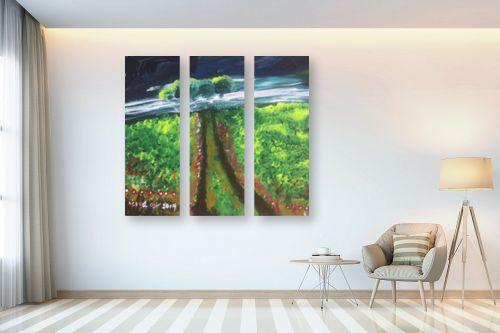תמונה לבית - ורד אופיר - שביל לראש ההר - מק''ט: 333110