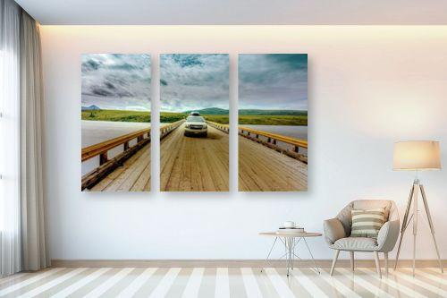 תמונה לבית - שי וייס - הגשר - מק''ט: 333826
