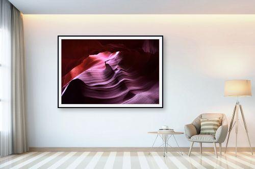 תמונה לבית - אבנר ירון - Antelope Canyon 8 - מק''ט: 335310