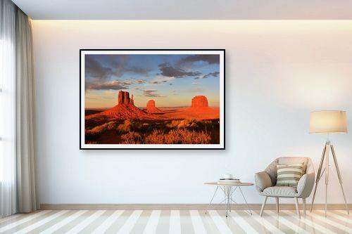 תמונה לבית - אבנר ירון - Monument Valley 244 - מק''ט: 335365