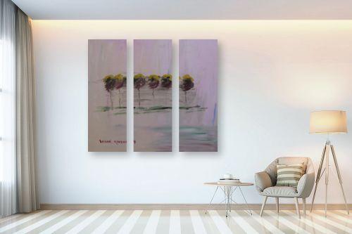 תמונה לבית - ורד אופיר - פרחים ברוח - מק''ט: 338855
