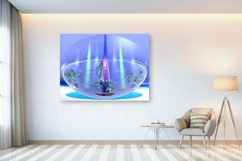 תמונה לבית - רעיה גרינברג - Aquarium - מק''ט: 47931