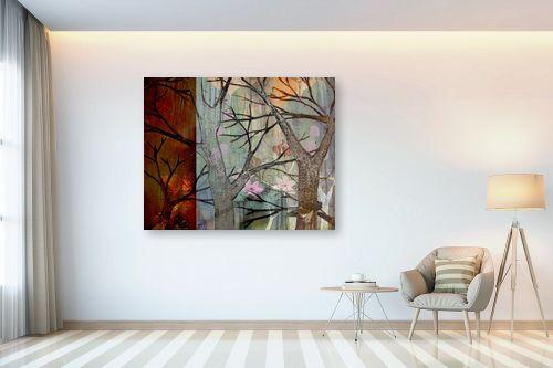 תמונה לבית - נעמי פוקס משעול - יער קסום - מק''ט: 57345