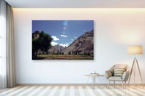 תמונה לבית - דן ששתיאל - עצים בואדי - מק''ט: 97206