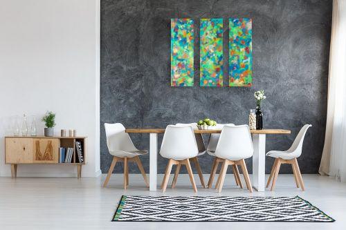תמונה לבית - MMB Art Studio - פרחים - מק''ט: 201967