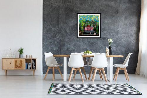 תמונה לבית - ורד אופיר - בונגלו ביער - מק''ט: 296443