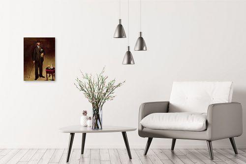 תמונה לבית - אדואר מנה - Édouard Manet 038 - מק''ט: 131682