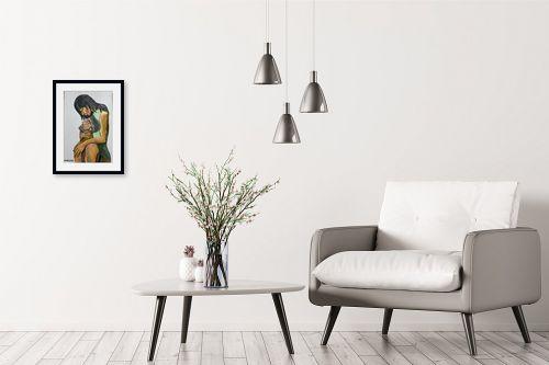 תמונה לבית - MMB Art Studio - Total  - מק''ט: 201949