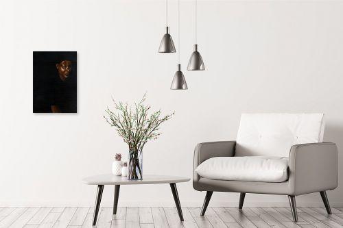 תמונה לבית - אסתר טל - דמות בשחור 5 - מק''ט: 316415