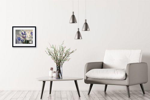 תמונה לבית - אסתר טל - פרחים - מק''ט: 324126