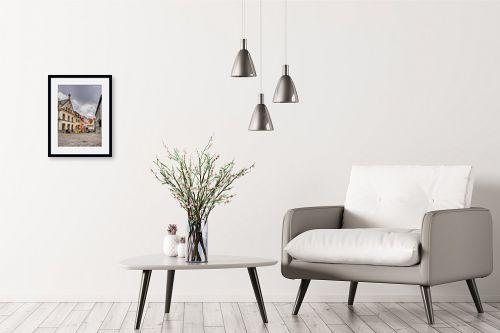 תמונה לבית - איזבלה אלקבץ - רחוב ציורי - מק''ט: 324337