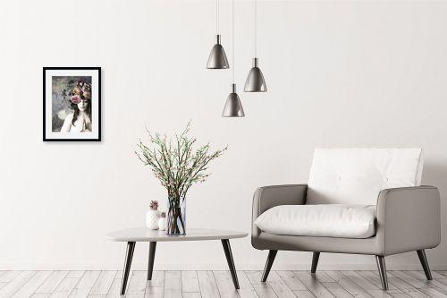 תמונה לבית - בתיה שגיא - מלאכית הפרחים - מק''ט: 328882