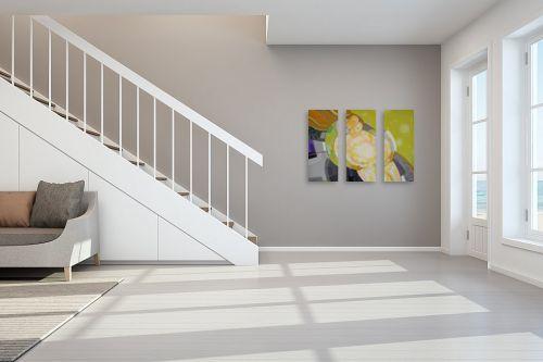 תמונה לחדר מדרגות - נטליה ברברניק - אחד שלם - מק''ט: 122248