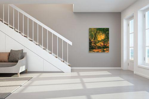 תמונה לחדר מדרגות - אלברט בירשטאדט - Albert Bierstadt 063 - מק''ט: 124670