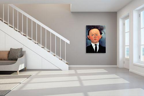תמונה לחדר מדרגות - אמדאו מודיליאני - Amedeo Modiglian 007 - מק''ט: 131716