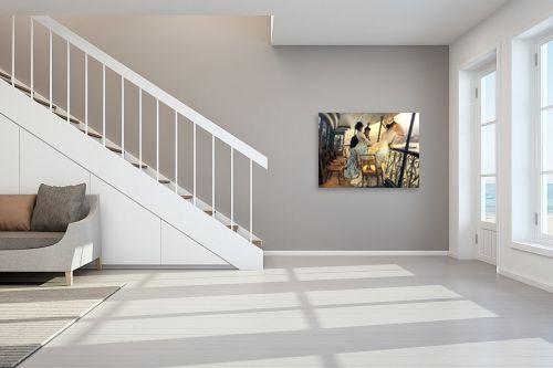 תמונה לחדר מדרגות - ג'יימס טיסו - James Tissot 040 - מק''ט: 131878