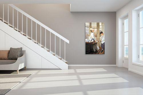 תמונה לחדר מדרגות - ג'יימס טיסו - James Tissot 043 - מק''ט: 131971