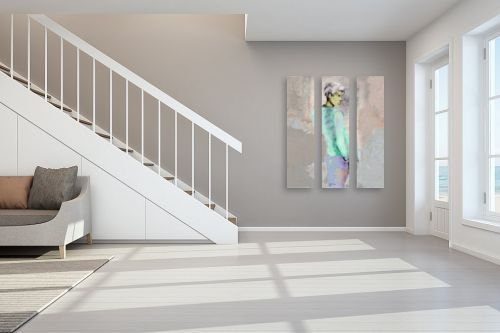 תמונה לחדר מדרגות - דוד סלע - מלאך - מק''ט: 143480