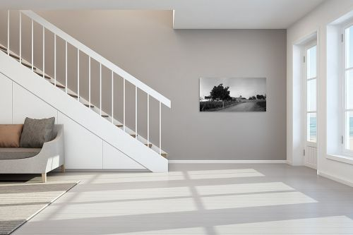 תמונה לחדר מדרגות - דוד לסלו סקלי - בית ג'ירג'ה 1940 ליד הבאר - מק''ט: 143791