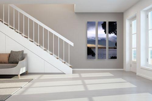 תמונה לחדר מדרגות - אסי סיני - תפילה - מק''ט: 145222