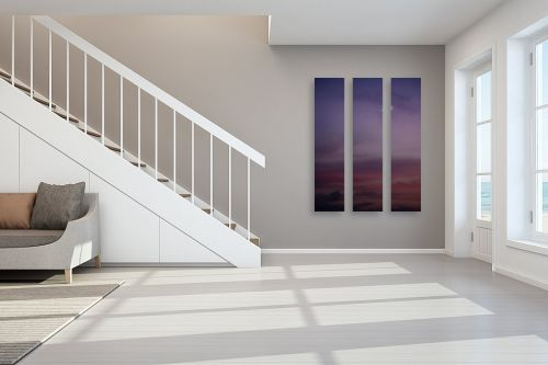 תמונה לחדר מדרגות - איה אפשטיין - מולד ירח תישרי - מק''ט: 148357