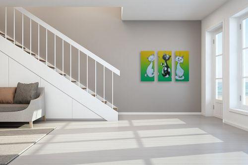 תמונה לחדר מדרגות - נטליה ברברניק - אימה - מק''ט: 155000