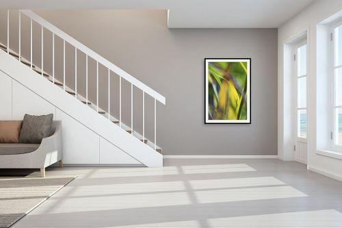 תמונה לחדר מדרגות - איה אפשטיין - Lemongrass - מק''ט: 156519