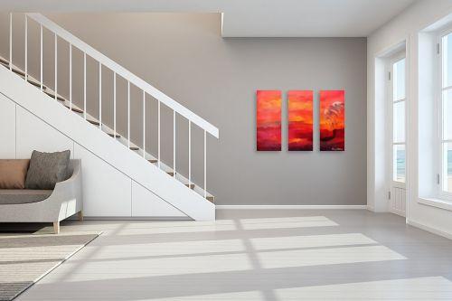 תמונה לחדר מדרגות - בן רוטמן - בראשית - מק''ט: 158426