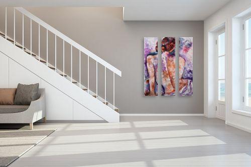 תמונה לחדר מדרגות - שולי חיימזון - עירום - מק''ט: 158454