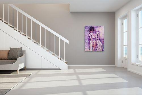 תמונה לחדר מדרגות - שולי חיימזון - עירום - מק''ט: 158455