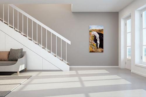 תמונה לחדר מדרגות - שולי חיימזון - קציר - מק''ט: 158542