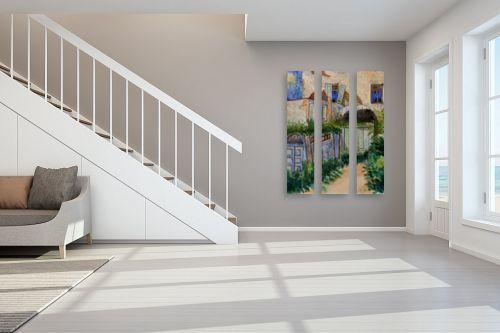 תמונה לחדר מדרגות - רוחלה פליישר - התריס הנופל - מק''ט: 163952